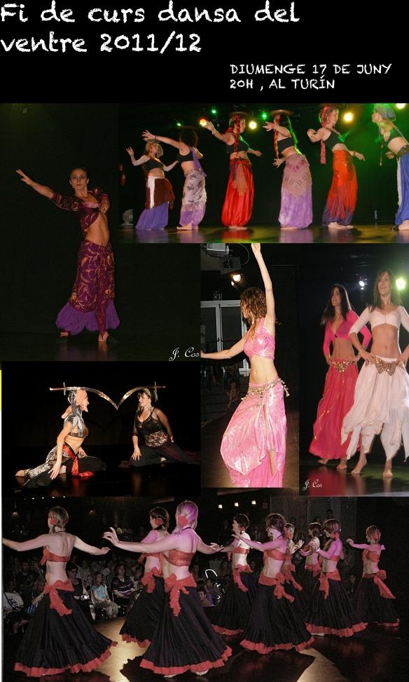 Espectacle de dansa del ventre