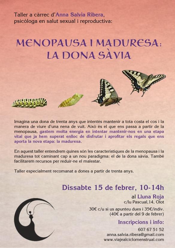 Menopausa i Maduresa Lluna Roja-1